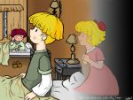 EarthBound: That fateful night by OmitsuMarceXD