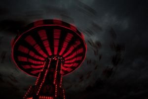 circling ghosts by herbstkind
