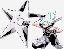 BlackStar by SummonerDagger88
