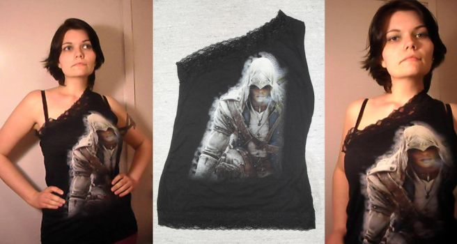 Assassin's Creed top by Grunnet