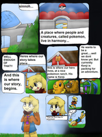 pokemon comic strip 1 by Diggersby-Tho