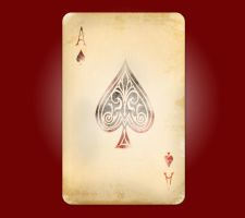 The Ace Of Spades by Sugarfree1