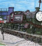 Barry the rescue engine by Barryrescueengine