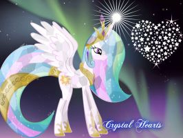 Crystal Hearts by Mobin-Da-Vinci
