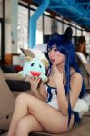 Pool Party Ahri Frost Con 2015 #2 by Lightning--Baron