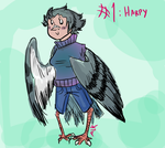 MGC-Day 1: Harpy by Coolio-Ryu