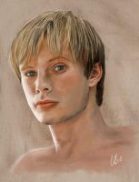 Arthur - Bradley James by Merlin-Fan-Club