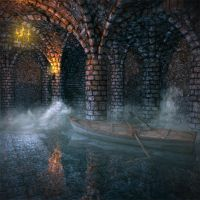 Underdocks - The Old Cistern by OrestesGraphics