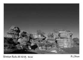 Brimham Rocks AA rld 05 B and W dasm by richardldixon