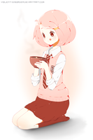 Miso soup by deichuu