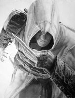 Assassin's Creed Altair by AvianFighter
