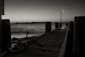 Bicycle by shapeshiftphoto