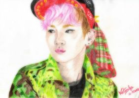 Kim Key Kibum 8 by Pipi92