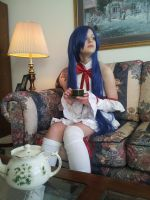Wendy cosplay: expecting company by strawberrymilkchan
