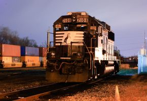 NS B55 and CN Q148 by wolvesone