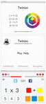 Twinoo Interface Design by atma33