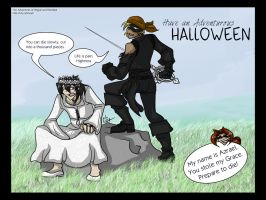 WAM - Happy Halloween II by liliy