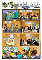 Auto Assembly Comic 2009 by deadcal