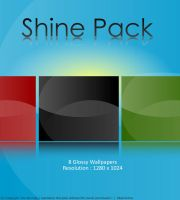 Shine Wallpaper Pack by maoractive