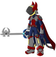 Edward's Keyblade Armor by Darkspines-00