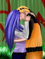 NaruHina : After the battle_zoom by MimiSempai