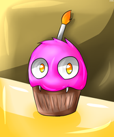FNaF: The Cupcake by FNAF-Lex