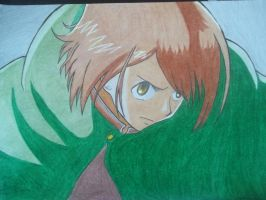 Petra from Attack On Titan (OU Contest Entry) by emokitten687