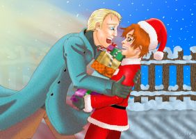APH Gift Overload by Ubermidget