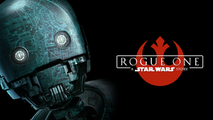 Rogue One Wallpaper (K-2SO) by Spirit--Of-Adventure