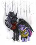 Snowfall by Valkyrie-Girl