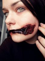 Helloween Make up part 1 by SamCambioContinuo