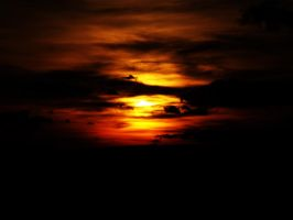 Dark Sunset by Florinpln