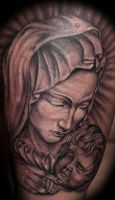 Maria Tattoo by Natissimo