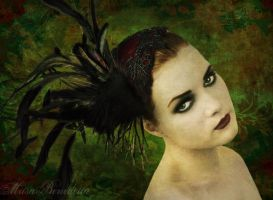 Take Wing Series: The Raven by SamanthaLenore