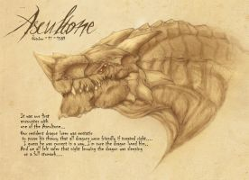 Ascultone by thrones