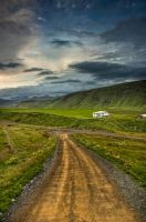 Iceland - follow in the summer by PatiMakowska