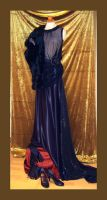 Marlene Dietrich Evening Gown by Allada