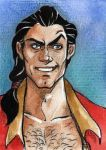 Disney - Gaston by Skan