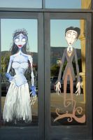 Corpse Bride Detail by willdrawforfood