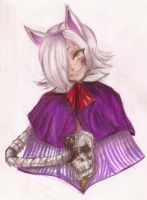 -Request- The Mangle by NamimoriGamer