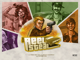 The Reel Steal by JenHell66