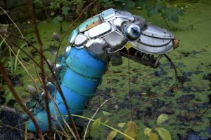 It Came From the Pond by Clangston