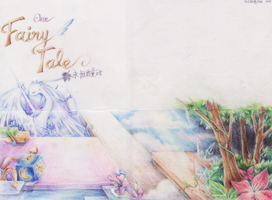 Background for Bookmarks :D by IceyDew