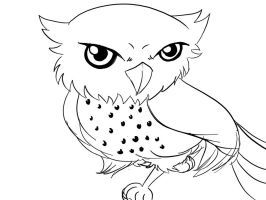 Owl by Duhduch