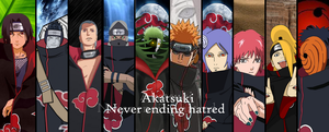 Akatsuki by Demons-rise