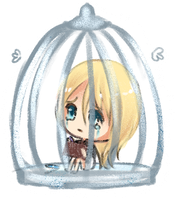 Caged by q8kiri