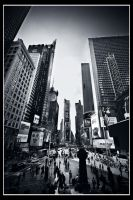 I Miss New York by PortraitOfaLife