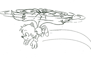 Tails Production Art by The-SatAM-Zone