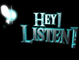 Hey Listen by Litzman