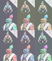 Arsha Colour Concepts by Sycra